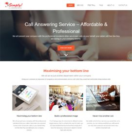 Brochure Web Design