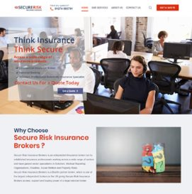 Finance Web Design